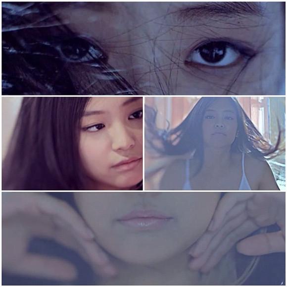 韩国16岁女rapper的jenny