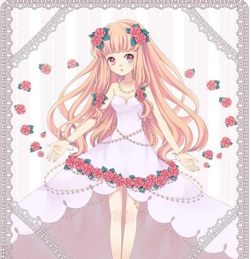 亚梦黑化成暗夜蔷薇 守护甜心之崭新的亚梦图片