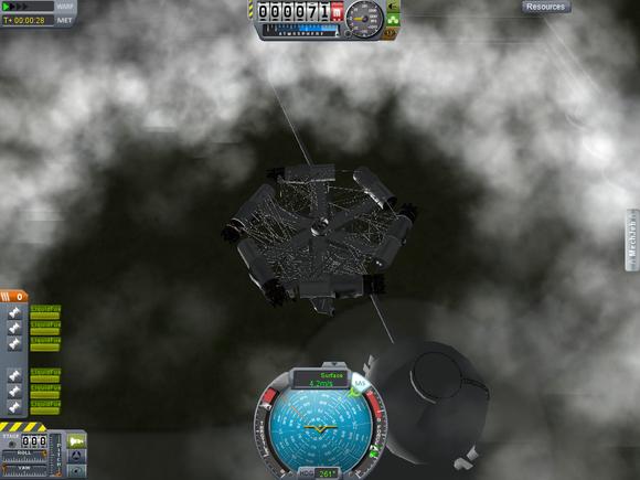 【ufo】双层碟形飞行器【图】图片