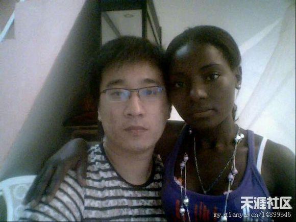 世界各地尽是华人