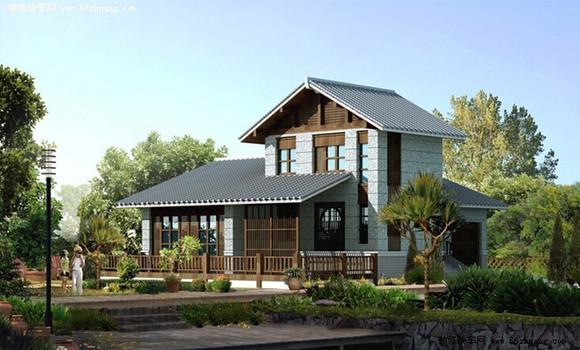 转贴:日式别墅设计一定要重细节图片