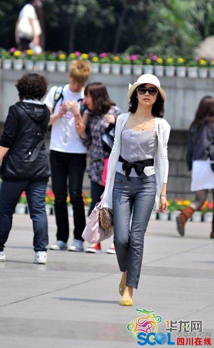 内地十大美女城市排行榜!重庆第一成都第二!