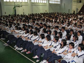 中国各大学校校服盘点图片