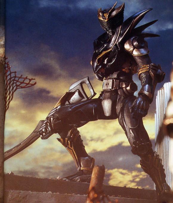 假面骑士ryuga survive(龙牙生存形态)图片
