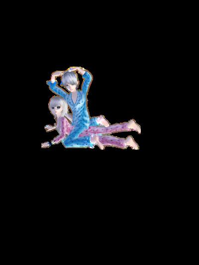 qq炫舞情侣装透明图案图片