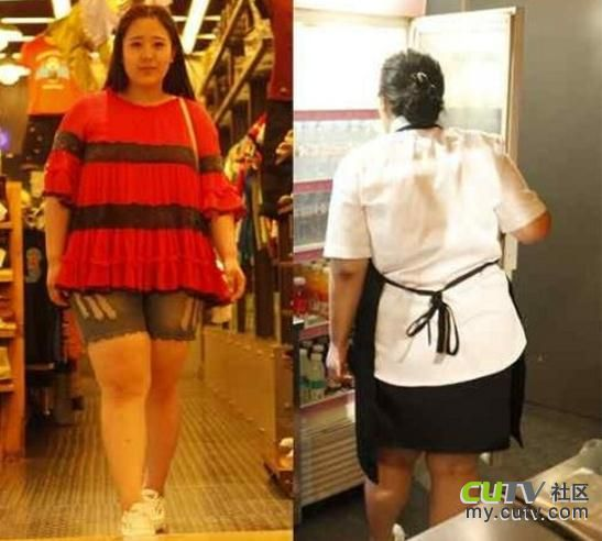 【中国最美女胖子】200斤女胖子容貌惊艳