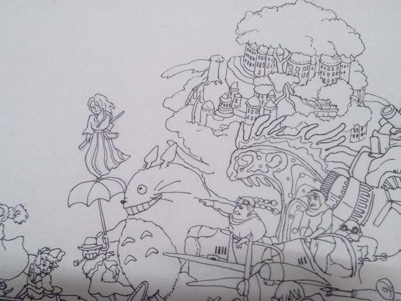 福的画 画一张感谢老师的画 画一张儿童节的画图片