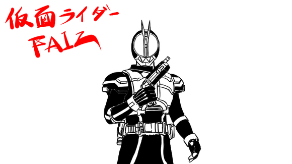 板绘各骑士黑白稿图片