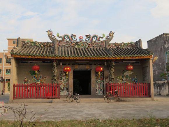 鲲江古庙图片