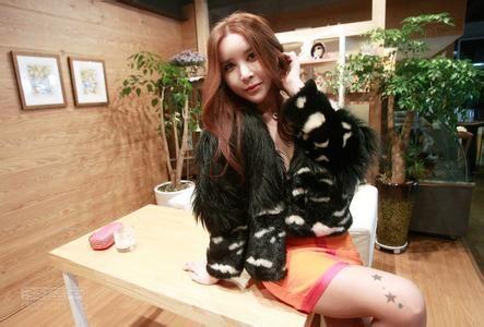 韩国著名变性美女