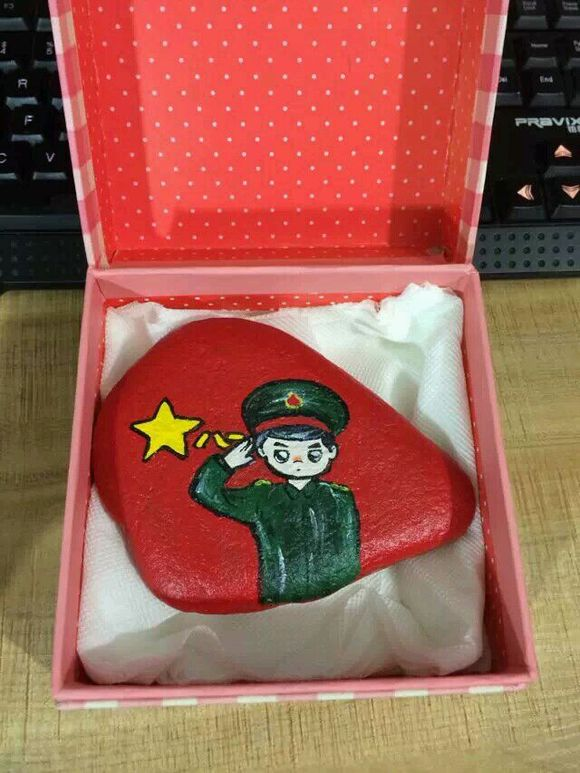 送给当兵男友什么生日礼物好图片