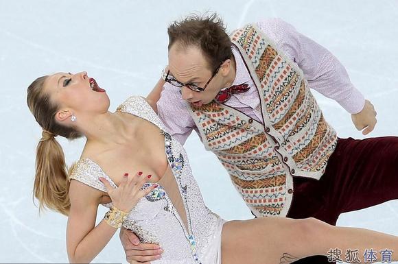 索契冬奥会15大美女运动员