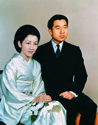 【日本皇室】日本美智子皇后的和服