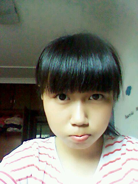回复:看脸型设计发型.图片