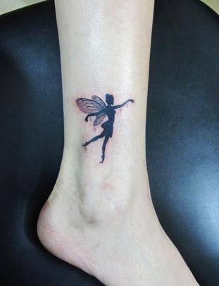 适合女生的小清新纹身图片