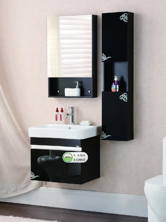 转贴 千百度卫浴教你如何打理您的卫浴间浴镜 卫浴百科 千高清图片