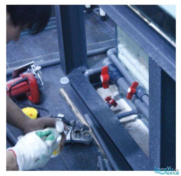 转)来至龙鱼之巅45m×12m大型鱼缸制作过程解密