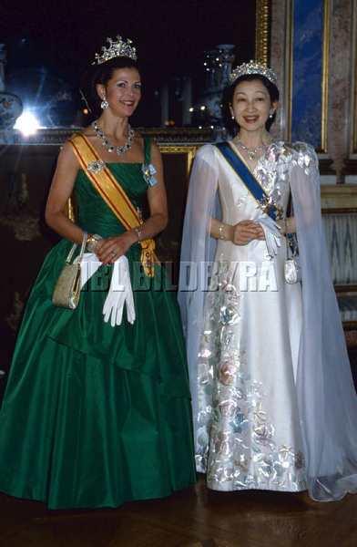 【日本皇室】日本美智子皇后