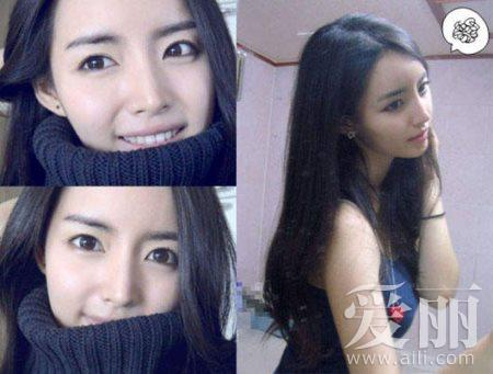 超级漂亮的韩国美女教师