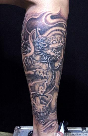 纹身 358_550 竖版图片