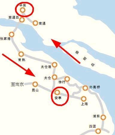 好消息江苏、上海合建一条铁路途经9站于2019年通车!