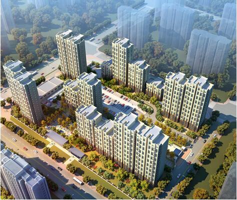 北京第一批自住房交房 质量差遭业主拒收