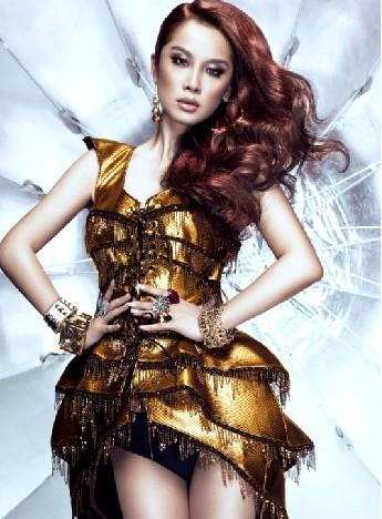 中国好声音最美女选手