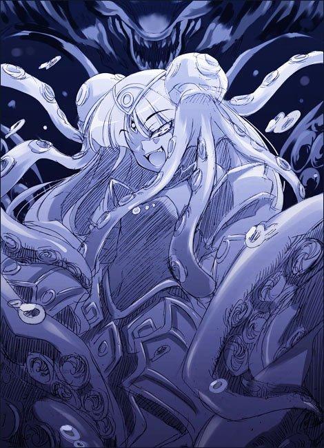 触手姬求焦网~ 魔王神官和勇者美少女吧