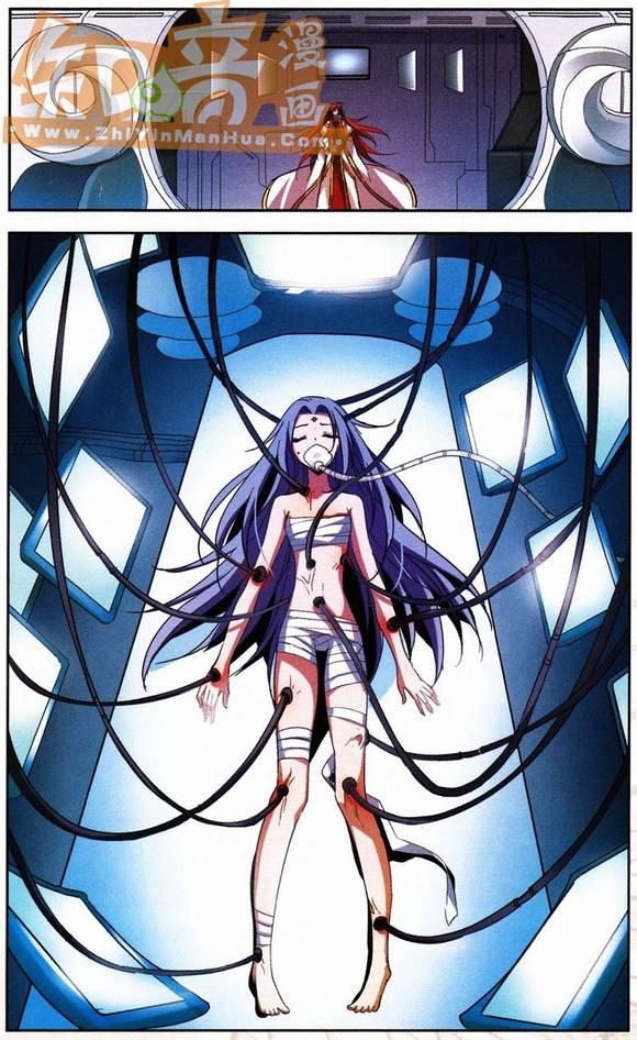 恐怖漫画少女穿越3011发现是核武器巨变的世界是