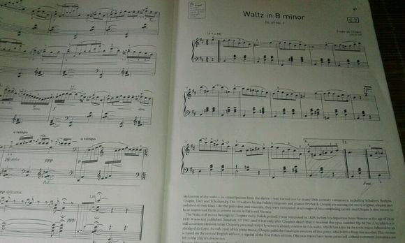 八级考级曲目b小调圆舞曲图片