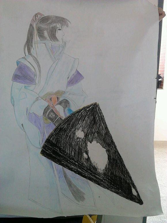 恶搞美术课本素描图片