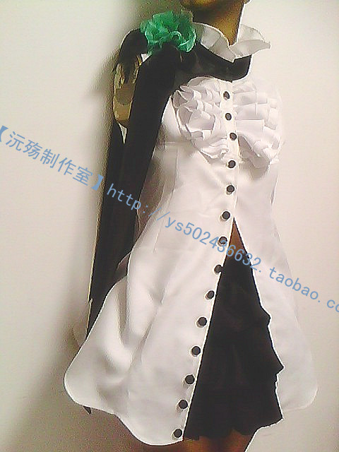 山茶rin160包婚纱50吊带袜天使p姐变身全套 cos买卖吧 百高清图片