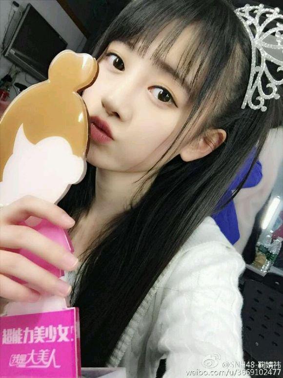 日本网友公投的中国第一美女