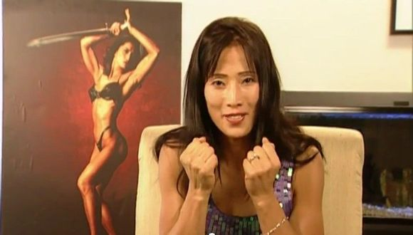 【 美人】【截图】西协美智子访问影片