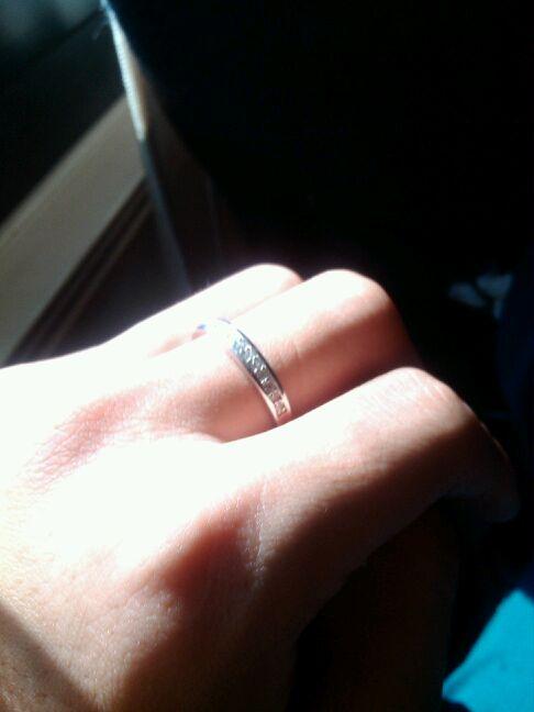 中指带戒指几个意思?图片