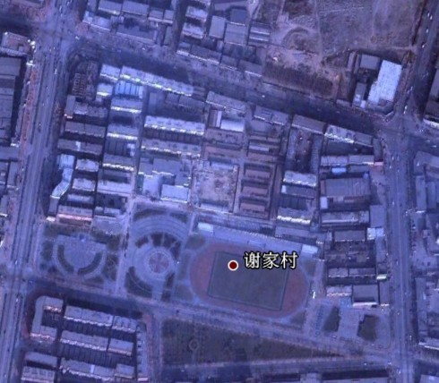 衡水市区 这几年的变化 卫星地图来见证 衡水吧 百度贴吧 高清图片