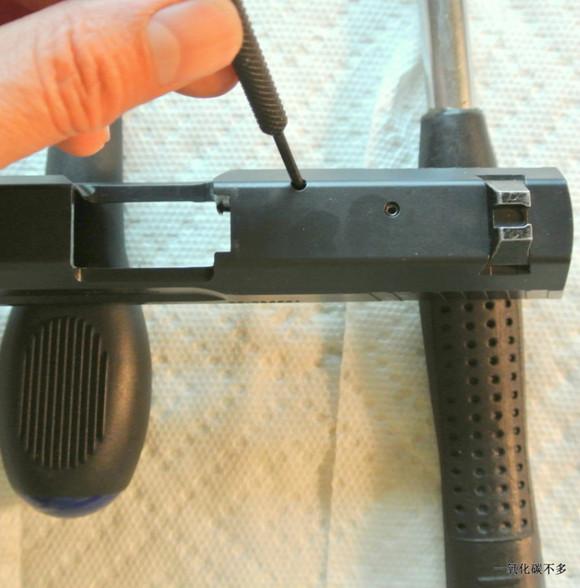 跪求德国hkusp53个零件的各个名称最好有尺寸