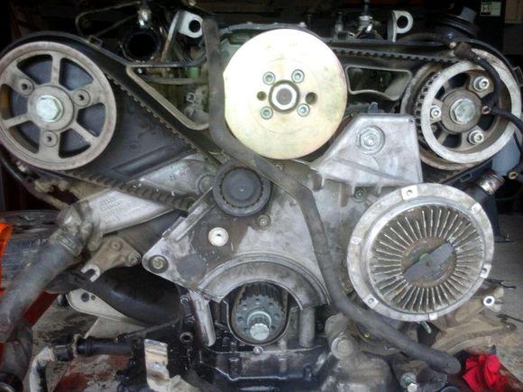 【求助】05年奥迪a6柴油2.5t正时怎么对?_汽修吧_百度贴吧高清图片