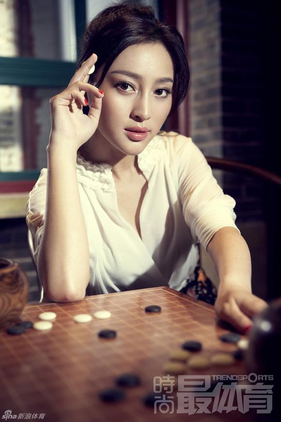 国内演艺圈最美女明星排行榜 人气美貌大比拼