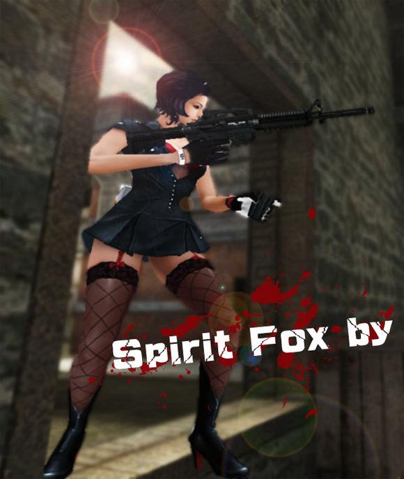 回复 穿越火线 灵狐者 猎狐者 夜玫瑰 潘多拉图片