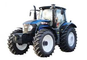 雷沃福田出大型拖拉机了,tn p 2654 n 山东农机吧 百度贴吧 高清图片