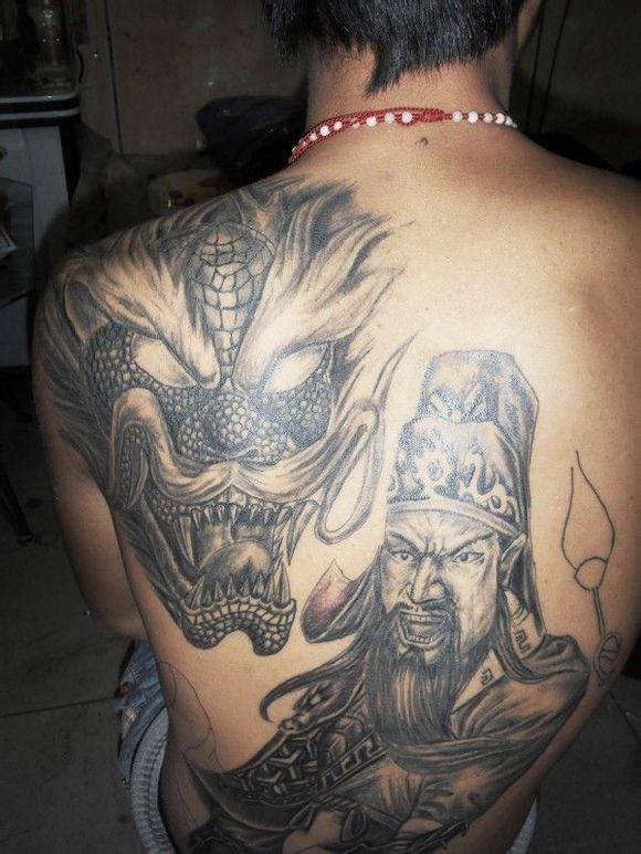 丰润哪里的纹身技术好图片
