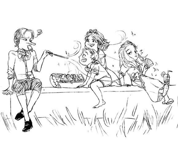 【图楼】《小公主苏菲亚》的同人图图片