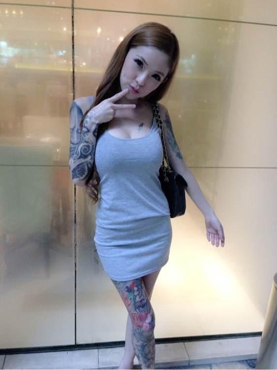 美女纹身师 黑木耳吧