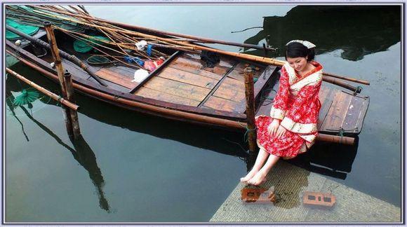 中国古代四大美女的别称