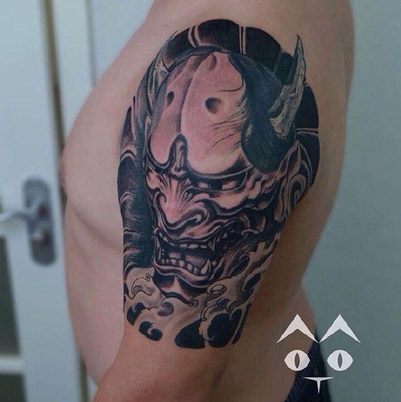 男生适合的霸气纹身图片