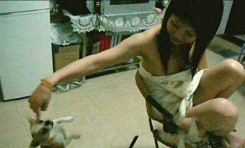 有这事?90后少女用乳汁喂养小