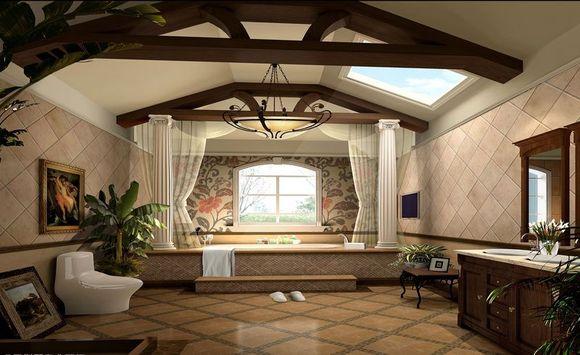 英式风格别墅装修美图欣赏图片