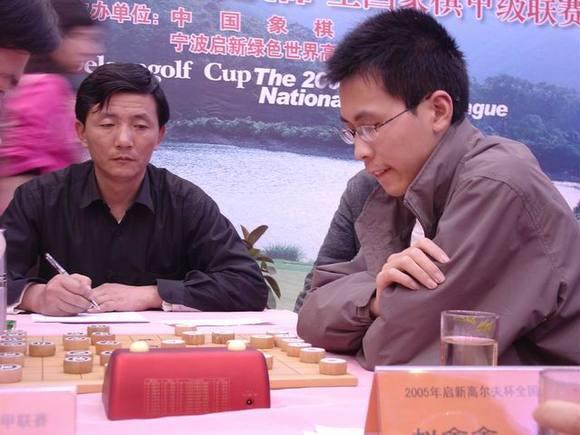 回复:中国象棋大师图片