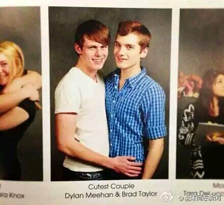 【gay】那些温柔了岁月的gays图片